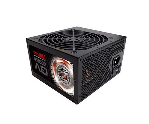 Zalman GV-700 700W - 80 Plus Bronze Single Rail