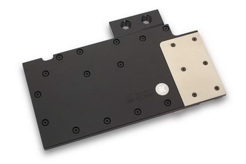 EK Full Block Nickel-Acetal for AMD HD7990