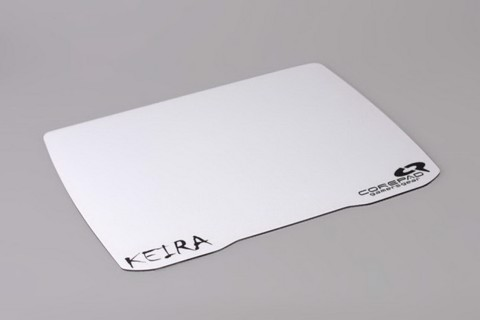 Corepad Keira White Medium Size - Hybrid Gaming Mouse Pad