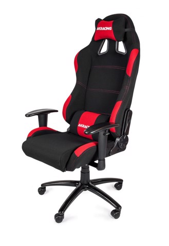 AK Racing K701A Black/Red - 4D Armrest Gaming Chair