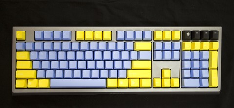 Tai-Hao Double Shot ABS Minions mixed - Full 104
