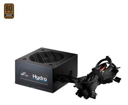 FSP HYDRO 600-80 PLUS BRONZE PSU