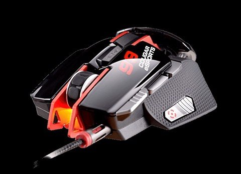 Cougar 700M Esports Red RGB Led - Laser Pro Gaming Mouse