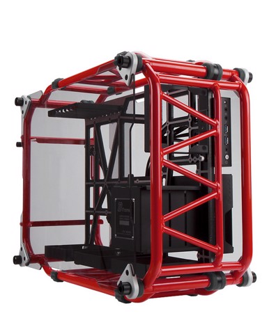 In-Win D-Frame Red Limited Edition - Open Air Case