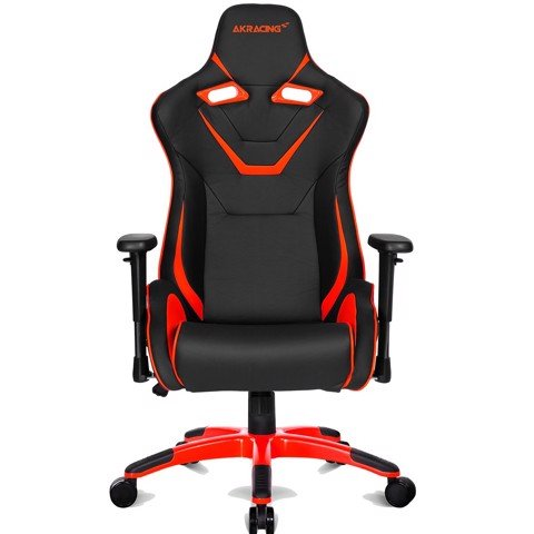 AK Racing Infinity Black/Red -XXL Kingsize Gaming Chair