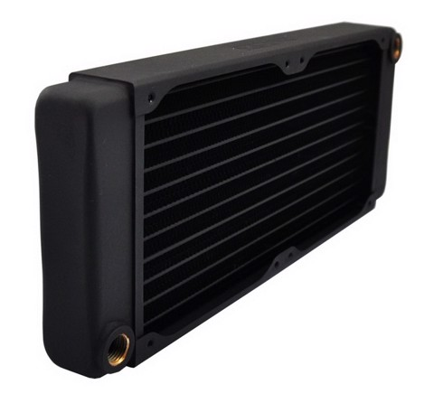 XSPC EX240 Crossflow High Performance Radiator