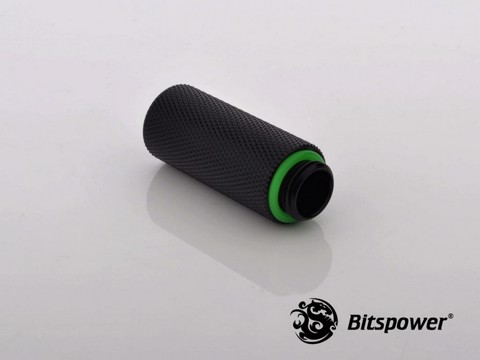 Bitspower G1/4'' Matt Black IG1/4'' Extender-40MM