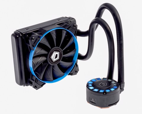 ID Cooling FrostFlow 120L Blue Led- High Performance Watercooling Kit