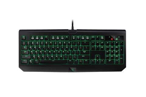 Razer BlackWidow Ultimate 2016 Stealth - Gaming Keyboard