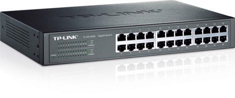 TP-Link 24 Port Gigabit Desktop/Rackmount - Switch