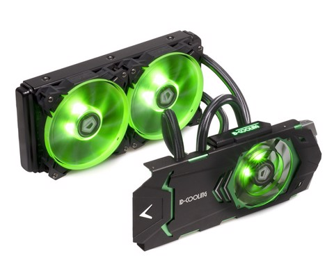 ID Cooling Icekimo 240VGA - High Performance Watercooling Kit For VGA