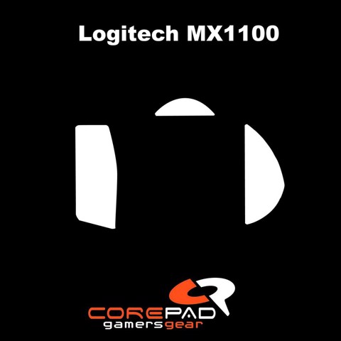 Corepad Skatez Pro for Logitech MX1100 -100% PTFE Mouse feet