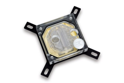 EK-Supremacy EVO Gold Edition - Cpu Block