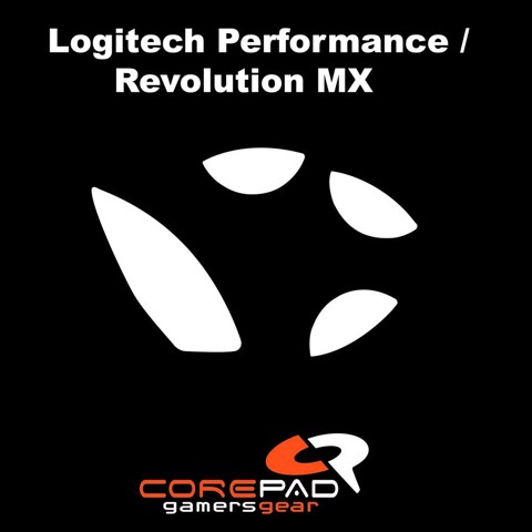 Corepad Skatez Pro for Logitech MX Revolution / MX Performance -100% PTFE Mouse feet