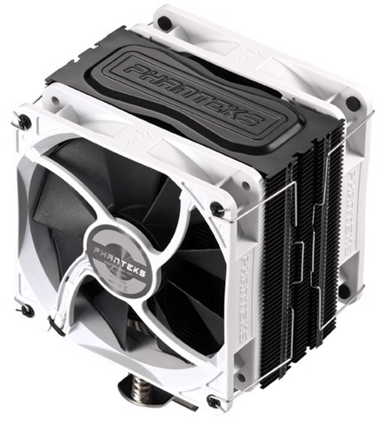 Phanteks TC12DX Black Edition- Dual Fans Premium Cpu Cooler