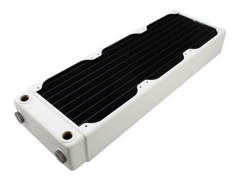 XSPC RX360 V3 White - Extreme Performance Radiator