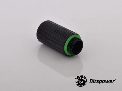Bitspower G1/4'' Matt Black IG1/4'' Extender-30MM