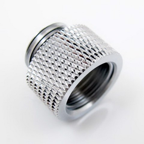 XSPC 10mm Male to Female Chrome Fitting