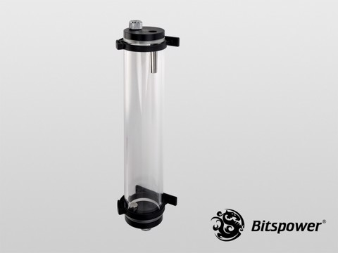 Bitspower Water Tank Z-Multi 300 V2 (Clear Body & POM Version)