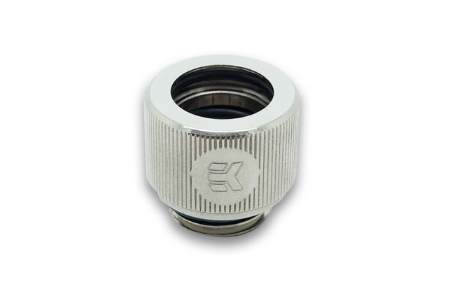 EK-HDC Fitting 12mm G1/4 - Nickel