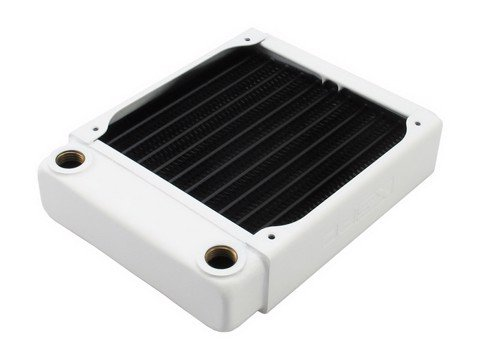 XSPC EX120 White High Performance Radiator