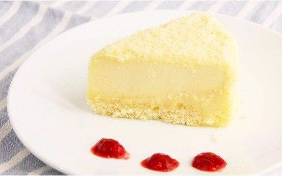 Double Cheesecake (100g)