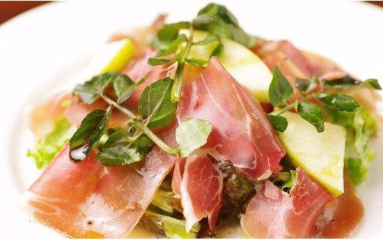 Parma Ham Slices (pack, 100g)