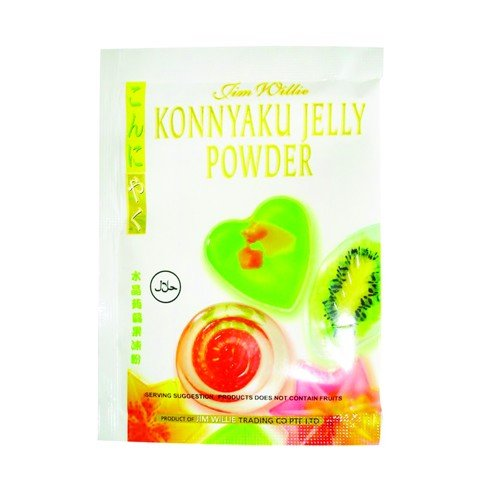 Bột thạch jelly Konnyaky 10g