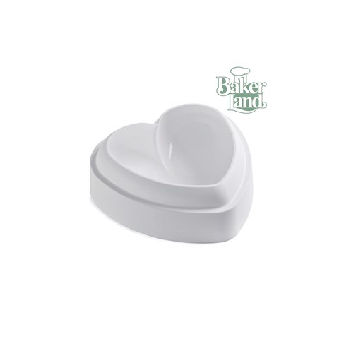 Khuôn bánh silicone AMO142/ WHITE AMORE