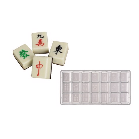 Chocolate Mould (Mahjong 2)