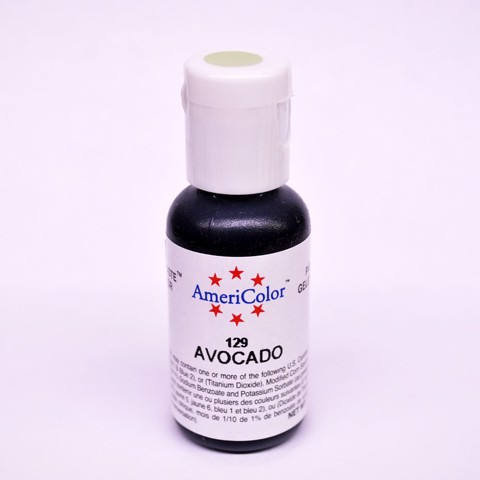 Màu AmeriColor Avocado 0.75oz