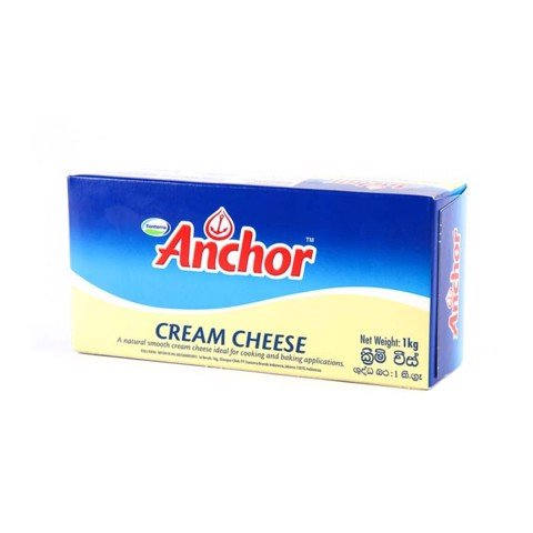 Cream cheese Anchor 1kg