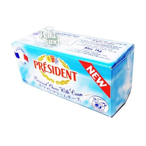 Cream cheese President 1kg