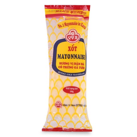 Sốt mayonnaise 240G