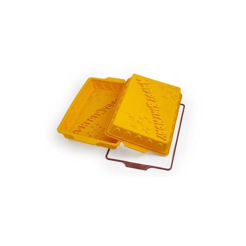 Khuôn bánh silicone SFT301/ YELLOW