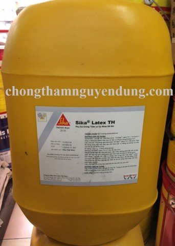 SIKA LATEX TH 25l