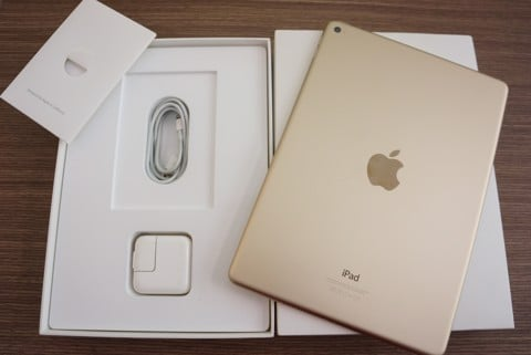iPad Air 2 Gold 32gb FullBox (Wifi only)