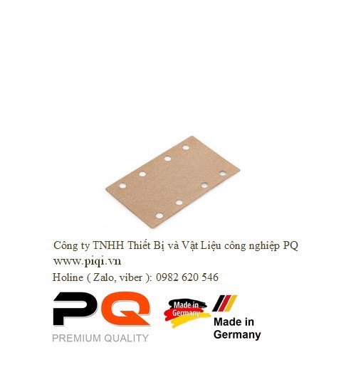 Giấy Nhám PQ Flex Velcro 80x133 SE-P100 VE50. Made In Germany. Code 3.10.500.380784