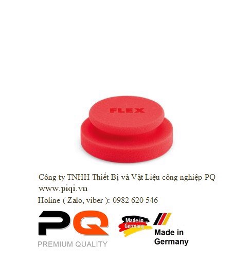 Xốp Đánh Bóng PQ Flex PUK-R 130. Made In Germany. Code 3.10.540.442682