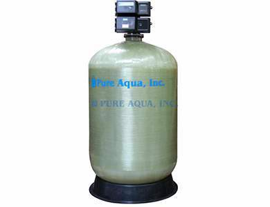Commercial FRP Tank Water Media Filter MF-400 with Fleck Valve