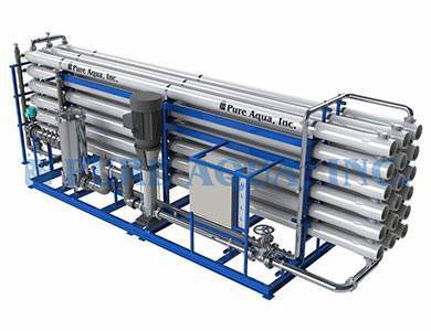 Industrial Brackish Water Reverse Osmosis BWRO Systems RO-500