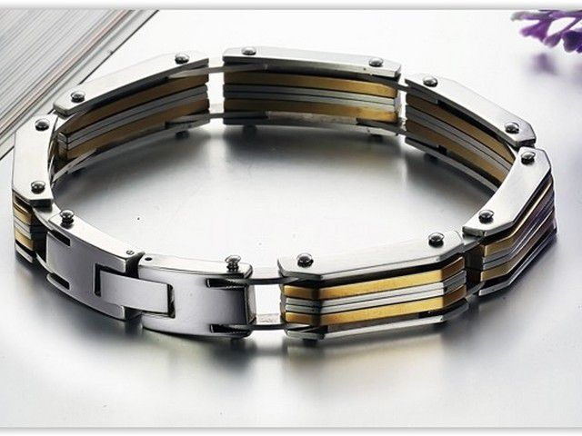 Lắc tay Stainless Steel - L694