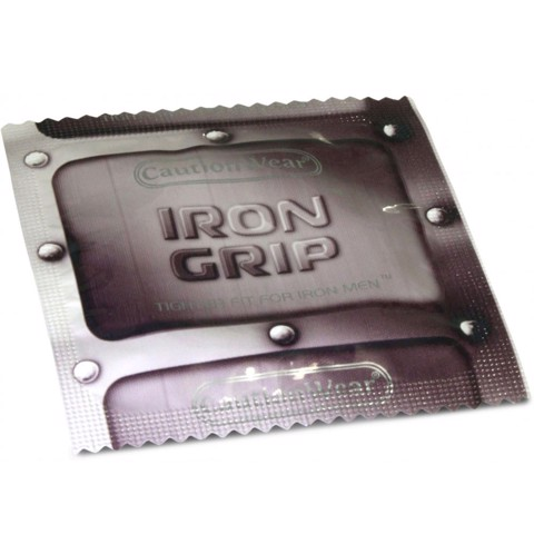 Bao Cao Su Size Nhỏ: Caution Wear Iron Grip