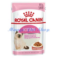 Royal Canin - Kitten (Gravy)