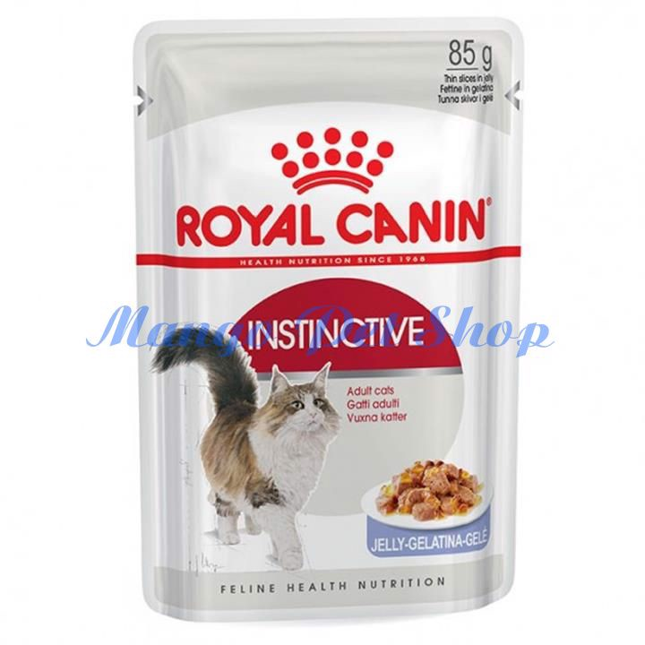 Royal Canin - Instinctive Adult (Jelly)