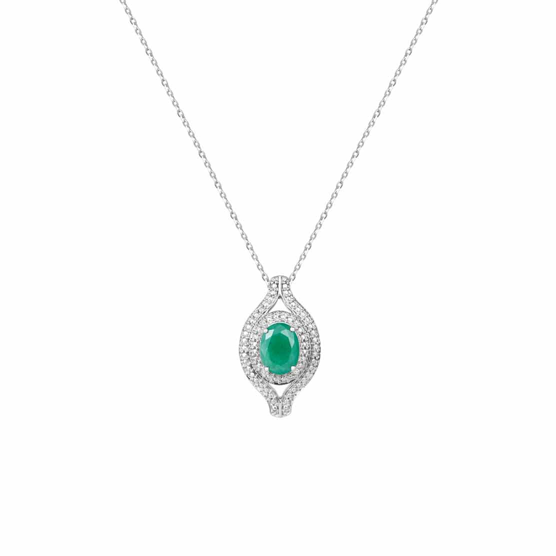 Mặt dây Secret Diamond & Emerald