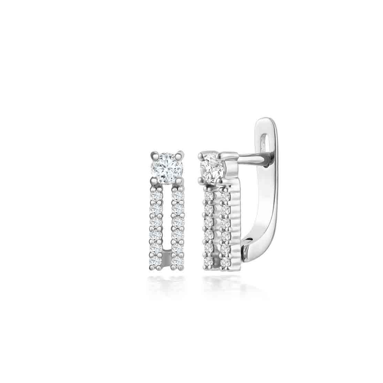 Hoa tai kim cương Diamond Bar