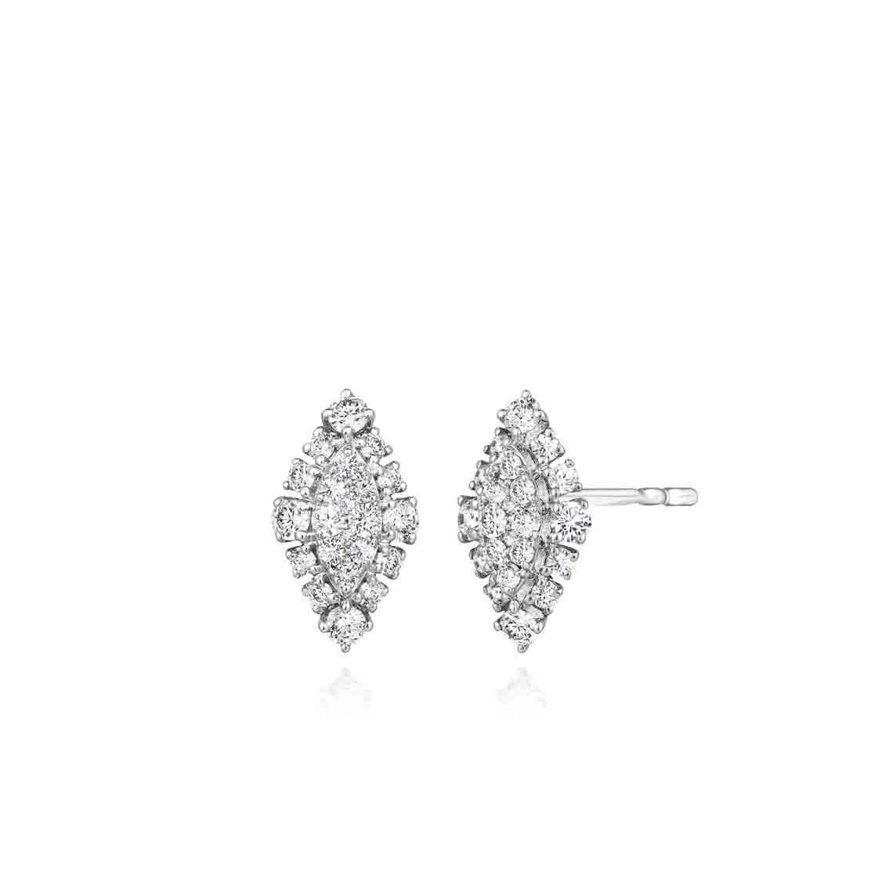 Hoa tai kim cương Dazzling Diamond