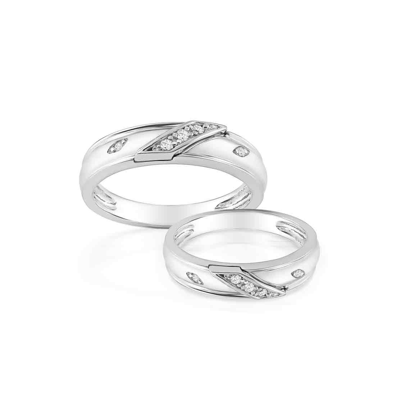 Cặp nhẫn cưới Your Face