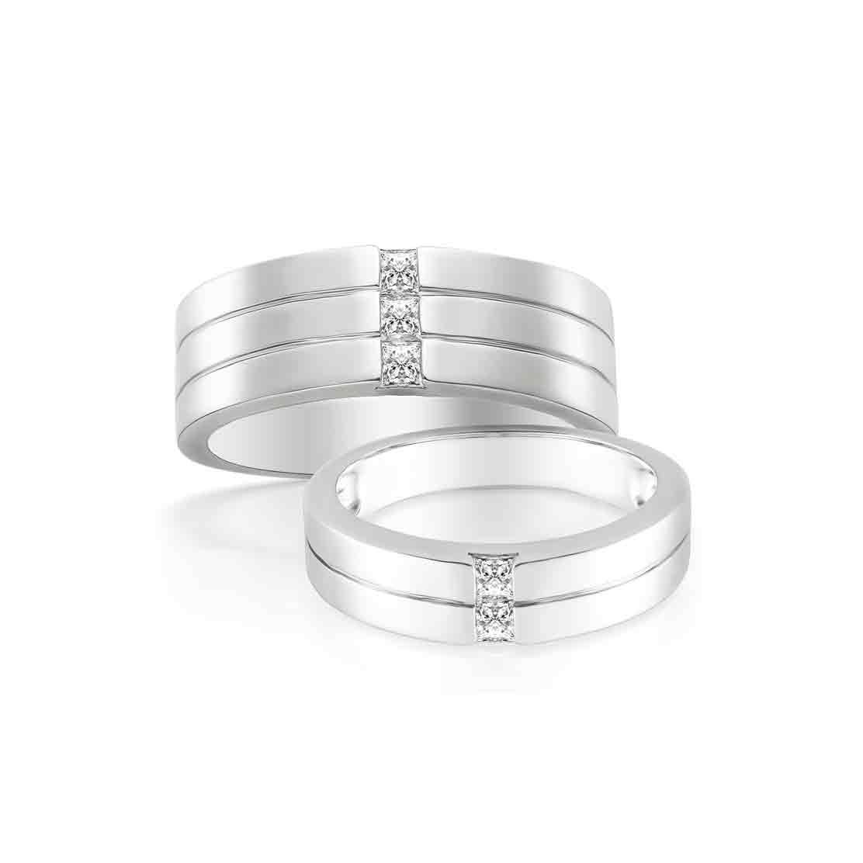 Cặp nhẫn cưới Steps to You